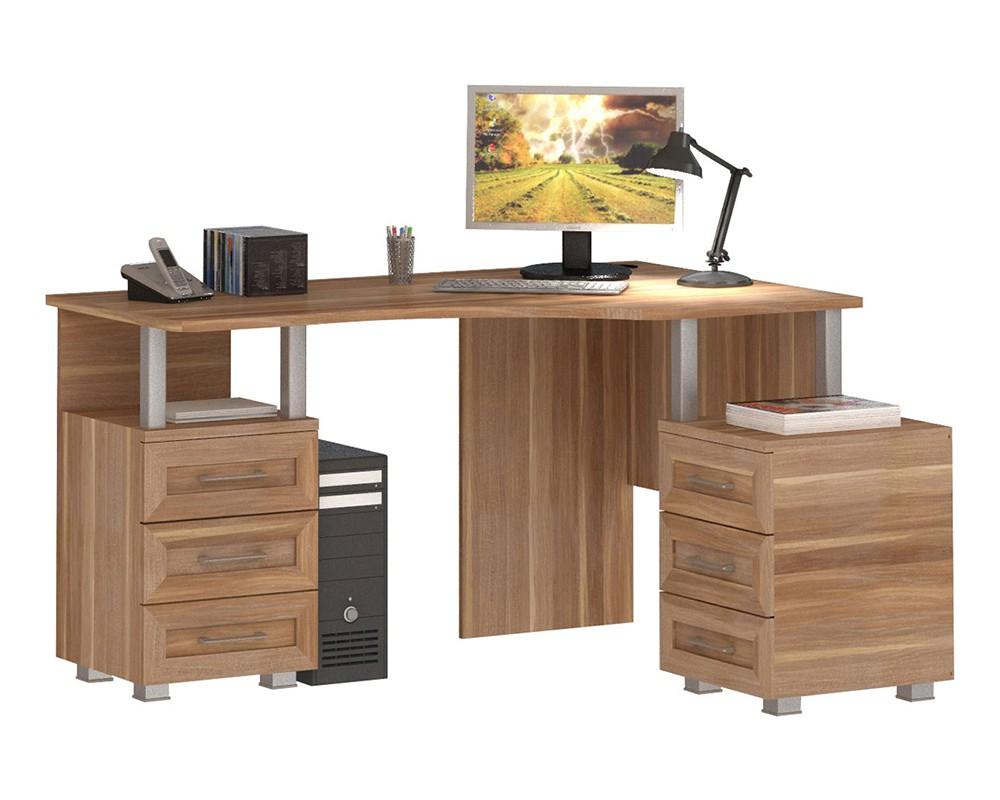 Угловой компьютерный стол соло 005 - купить в москве.
